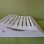 Для дома и интерьера ручной работы. Ярмарка Мастеров - ручная работа Подголовник для бани. Handmade.