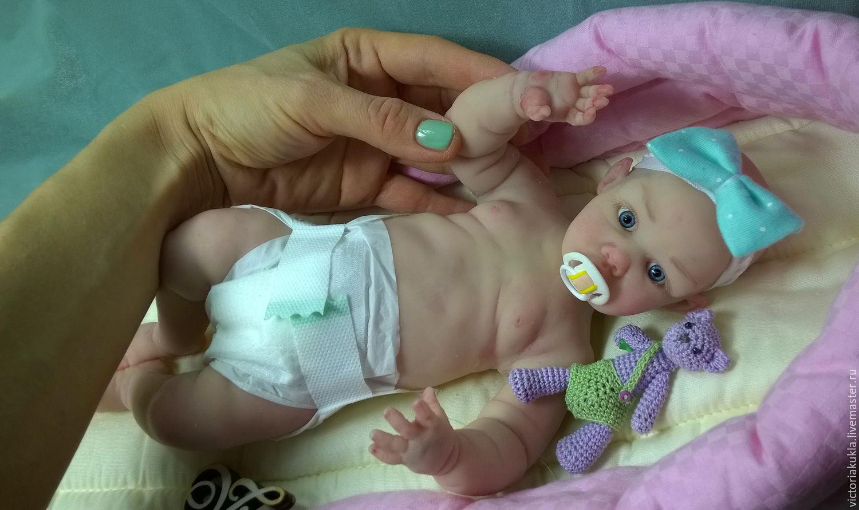Куклы из силикона своими руками