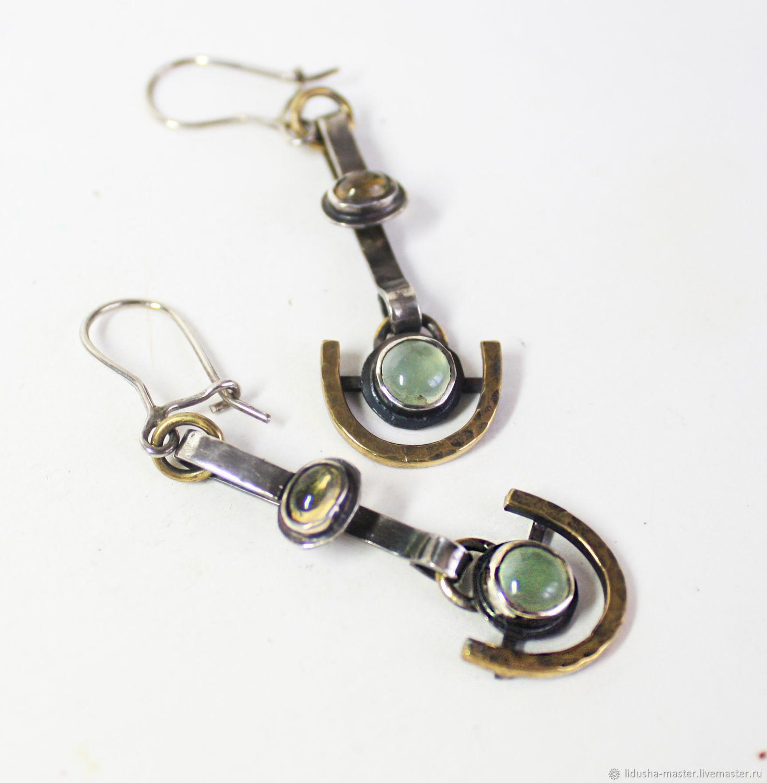 Earrings printami, Earrings, Nizhny Novgorod,  Фото №1