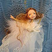 Куклы и игрушки ручной работы. Ярмарка Мастеров - ручная работа Ангел счастья. Handmade.