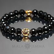 Украшения handmade. Livemaster - original item Stylish Black Onyx Bracelet. Handmade.