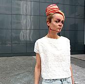 Одежда handmade. Livemaster - original item Cotton fufaechka. Handmade.