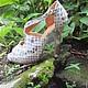 Обувь ручной работы. Босоножки. Paradise Bali. Интернет-магазин Ярмарка Мастеров. Босоножки из питона, босоножки ручной работы