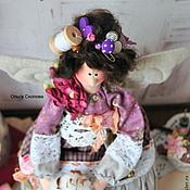 """Куклы и игрушки ручной работы. Ярмарка Мастеров - ручная работа Портниха Тильда. """"Рукодельница"""". Handmade."""