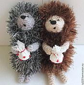 """Куклы и игрушки ручной работы. Ярмарка Мастеров - ручная работа Игрушка """"Ежик в тумане"""". Handmade."""