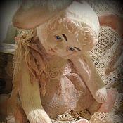 Куклы и игрушки ручной работы. Ярмарка Мастеров - ручная работа Воспоминания... Тедди-долл. Handmade.