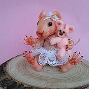 Куклы и игрушки ручной работы. Ярмарка Мастеров - ручная работа Крысюта. Handmade.