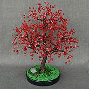 handmade. Livemaster - original item Tree red coral. Handmade.