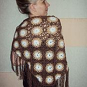 Аксессуары handmade. Livemaster - original item Shawl of motifs. Handmade.