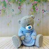 Косметика ручной работы handmade. Livemaster - original item Soap Teddy in a sweater. Handmade.