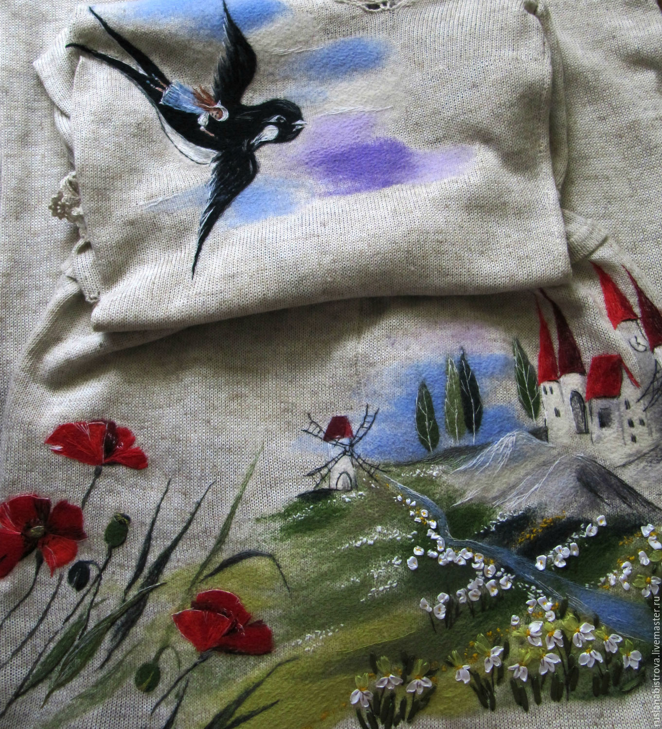 Costumes handmade. Livemaster - handmade. Buy ' the journey of thumbelina in the land of the elves ...'.