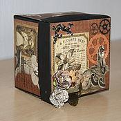 Сувениры и подарки ручной работы. Ярмарка Мастеров - ручная работа Подарочная коробка или Magic Box. Handmade.