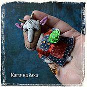 Подарки к праздникам ручной работы. Ярмарка Мастеров - ручная работа Козочка. Handmade.