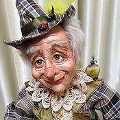 Куклы и игрушки handmade. Livemaster - original item interior doll: Witold. Handmade.