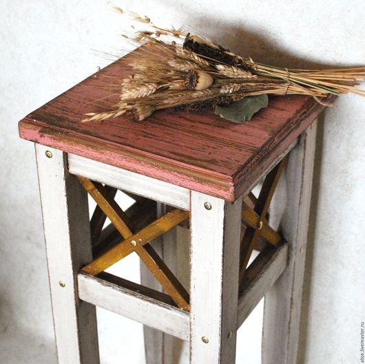 Мебель ручной работы. Ярмарка Мастеров - ручная работа. Купить РОЗЫ ПРОВАНСА жардиньерка. Handmade. Комбинированный, кухонный интерьер