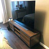 Для дома и интерьера handmade. Livemaster - original item thumbs: TV Cabinet Loft. Handmade.
