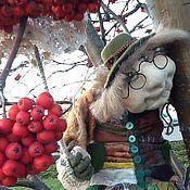 """Куклы и игрушки ручной работы. Ярмарка Мастеров - ручная работа """"осень-она не спросит...."""". Handmade."""