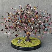 Цветы и флористика handmade. Livemaster - original item Wood from natural tourmaline. Handmade.