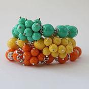 Украшения handmade. Livemaster - original item bracelets summer mood designer jewelry. Handmade.