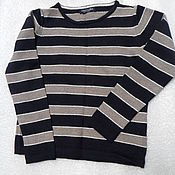 Винтаж handmade. Livemaster - original item Children`s sweater made from Merino wool,vintage Italy. Handmade.