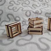 Для дома и интерьера handmade. Livemaster - original item The drawers for vegetables and fruits (mini). Handmade.