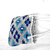 Бело-голубая МОЧИЛО