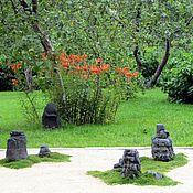 Дизайн и реклама ручной работы. Ярмарка Мастеров - ручная работа Японский Сад Камней. Handmade.