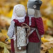 куклы Неразлучники (по мотивам Мурашинской парочки)