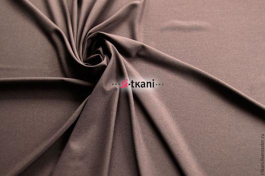 KT02-701 Костюмная меланж. Цвет светло-коричневый  10%вискоза, 88% п/э, 2%эластан. Ширина 140см. Тайвань.  Цена: 380руб за 1м.