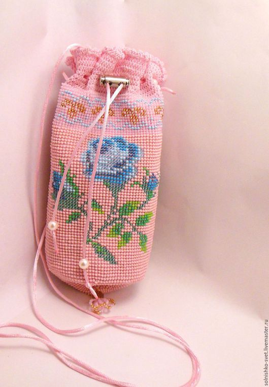 Женские сумки ручной работы. Ярмарка Мастеров - ручная работа. Купить Летняя сумка. Handmade. Розовый, летняя сумка