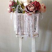 Свадебный салон ручной работы. Ярмарка Мастеров - ручная работа Аренда свадебного декора, корзины с цветами. Handmade.