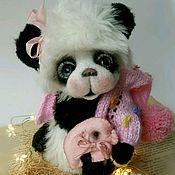 Куклы и игрушки ручной работы. Ярмарка Мастеров - ручная работа Панда Миа. Handmade.