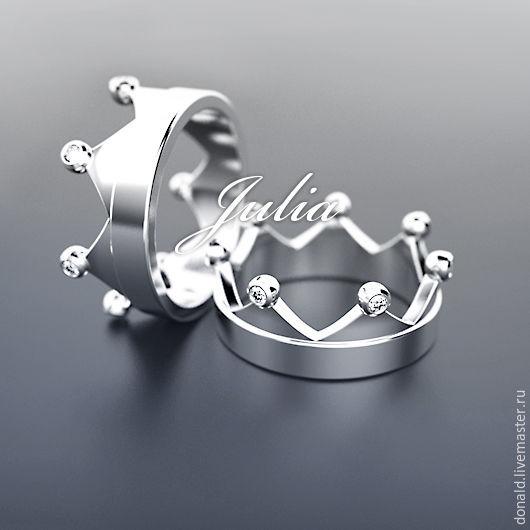 Кольцо Корона