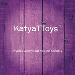 KatyaTToys - Ярмарка Мастеров - ручная работа, handmade