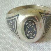Кольца винтажные ручной работы. Ярмарка Мастеров - ручная работа Распродажа!16 р кольцо серебряное. Handmade.