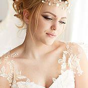 Свадебный салон ручной работы. Ярмарка Мастеров - ручная работа Корсетное свадебное платье Wild Rose. Handmade.