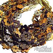 Украшения handmade. Livemaster - original item Necklace brilliantly (121) author`s handwork. Handmade.