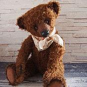 Куклы и игрушки ручной работы. Ярмарка Мастеров - ручная работа Мишка тедди Бернард. Handmade.