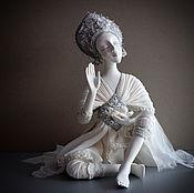 """Куклы и игрушки ручной работы. Ярмарка Мастеров - ручная работа """"Santi"""" коллекционная кукла. Handmade."""