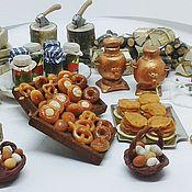 Куклы и игрушки handmade. Livemaster - original item Accessories for dolls and toys in 1 30 scale. Handmade.
