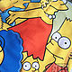 """Шапка детская  и снуд  """"Симпсоны"""". Шапки. JayKay_look. Интернет-магазин Ярмарка Мастеров. Фото №2"""