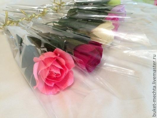 Букеты ручной работы. Ярмарка Мастеров - ручная работа. Купить Роза с конфетой. Handmade. Букеты из конфет, сладкий подарок