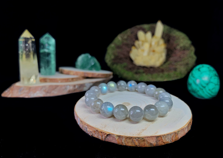 Lux light Labrador bracelet, Bead bracelet, Moscow,  Фото №1