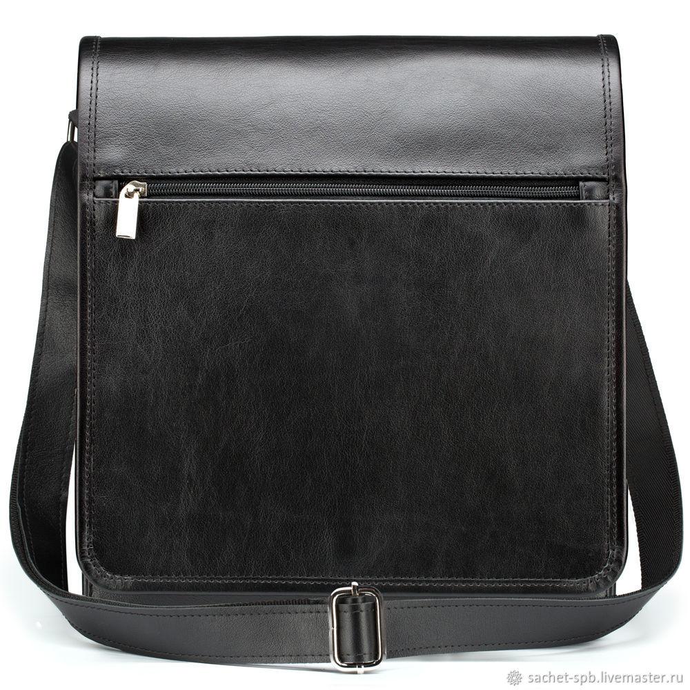 4c01d38de072 Мужские сумки ручной работы. Ярмарка Мастеров - ручная работа. Купить  Кожаная сумка