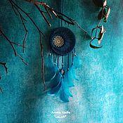 """Фен-шуй и эзотерика ручной работы. Ярмарка Мастеров - ручная работа Ловец Снов """"Blue Lagoon"""". Handmade."""