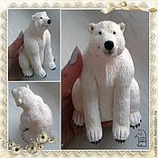 Куклы и игрушки ручной работы. Ярмарка Мастеров - ручная работа Фигурки из полимерной глины на заказ. Handmade.