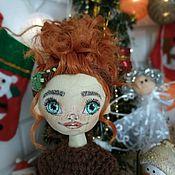Куклы и пупсы ручной работы. Ярмарка Мастеров - ручная работа Кукла текстильная интерьерно-игровая. Handmade.