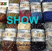 Материалы для творчества handmade. Livemaster - original item Show Yarn Alize (Alize). Handmade.