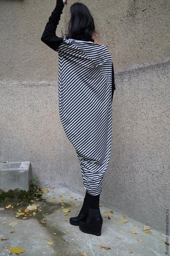 42459824bca4 Платья ручной работы. Экстравагантная туника Одежда для беременных F1522.  FloAtelier. Ярмарка ...
