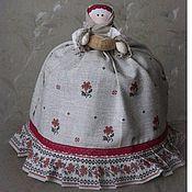 Для дома и интерьера ручной работы. Ярмарка Мастеров - ручная работа баба на самовар. Handmade.